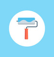 paint roller icon sign vector image vector image
