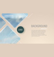 abstract background composition with fluid vector image vector image