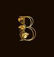 luxury initial line b