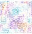 seamless abstract watercolor pattern vector image vector image