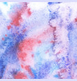 watercolor background background vector image vector image