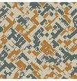 Military seamless vector image