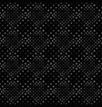 grey geometrical diagonal square pattern vector image vector image