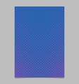 Pine tree pattern page backgeround design vector image
