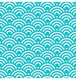 seamless pattern Japanese vector image