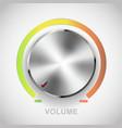 volumecontrol 01 vector image
