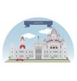Calcutta vector image vector image