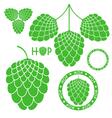 Hop vector image vector image