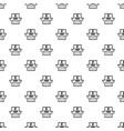 myopia icon simple style vector image vector image