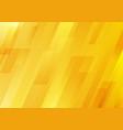 abstract modern yellow stripes geometric diagonal vector image vector image