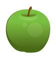 Apple Isolated vector image vector image
