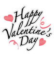 Valentines day symbol or icon on white background
