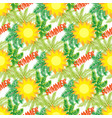 background of tropical beach holiday vector image vector image