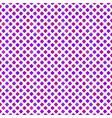 violet geometrical diagonal square pattern vector image vector image
