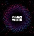 digital audio studio abstract background vector image vector image
