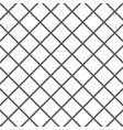 grill pattern geometric background black and white vector image vector image