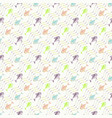 seamless pattern949 vector image