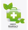 pharmacy design vector image