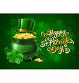 Saint Patricks Day Card Design
