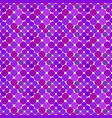 seamless abstract geometrical square pattern vector image vector image