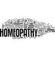 where else to get homeopathy remedies but online vector image vector image