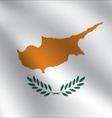 Cyprus flag vector image vector image