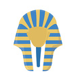 egypt mask vector image