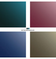 set of oblique lines dark blue red brown texture vector image vector image