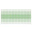 video gpu card shape halftone array vector image vector image