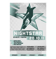 Sport event poster skateboarding vector | Price: 1 Credit (USD $1)