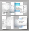 the of editable layout of two vector image vector image