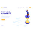 new opportunities to your business vector image