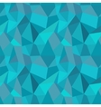 Seamless Geometric Polygonal Pattern Background vector image