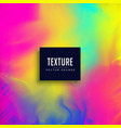 vibrant watercolor texture background vector image vector image