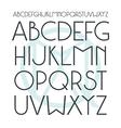 Medium sans serif font in classic style