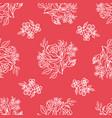 flowers 3 vector image