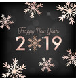 Happy new year card invitation greetings 2019