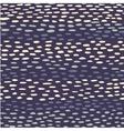 Abstract hand-drawn brush seamless pattern vector image vector image