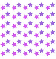 patchwork star seamless pattern vector image vector image