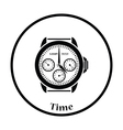 Icon of Watches vector image