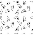 tent seamless pattern editable can be used vector image
