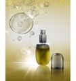 Cosmetic Flacon Image vector image vector image