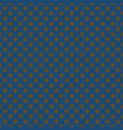 seamless geometric snowflake pattern wallpaper vector image vector image