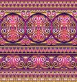 silk asian seamless vector image vector image