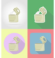 household appliances for kitchen 13 vector image vector image