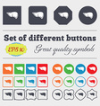 Liver icon sign Big set of colorful diverse vector image vector image