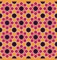 ethnic line islamic pattern vector image vector image
