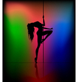 Pole dance vector | Price: 1 Credit (USD $1)