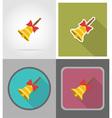 school education flat icons 16 vector image