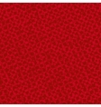 Red Squared Texture vector image vector image